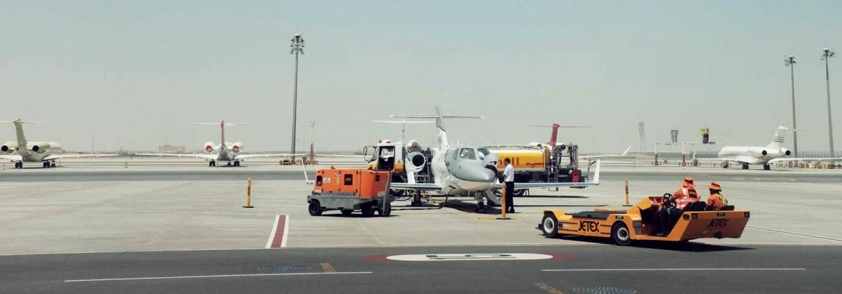 Jetex Hosts Hondajet