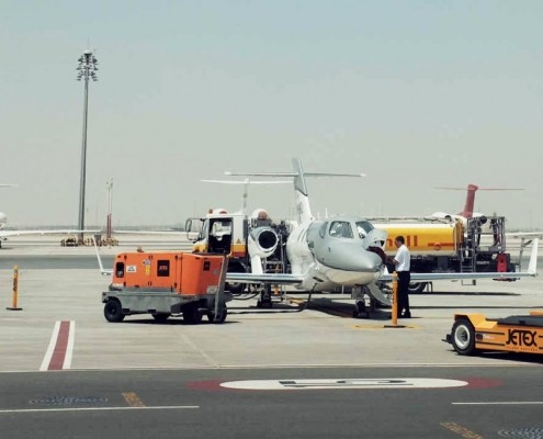 Jetex Hosts Hondajet