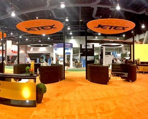 Jetex 2017 NBAA Booth