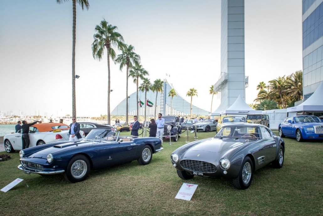 Gulf Concours 2017