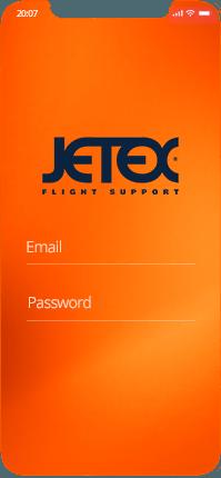 Jetex App IOS