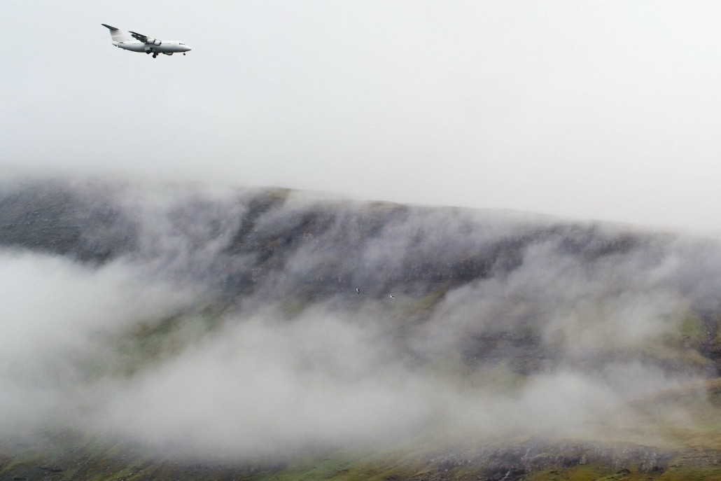 Weather Conditions Affecting Aviation: Fog | Jetex ®