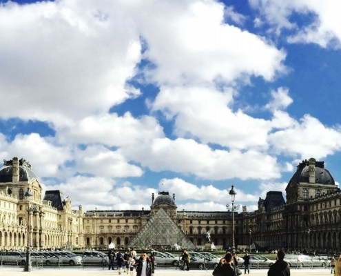 Six Things to do in Paris - Banner