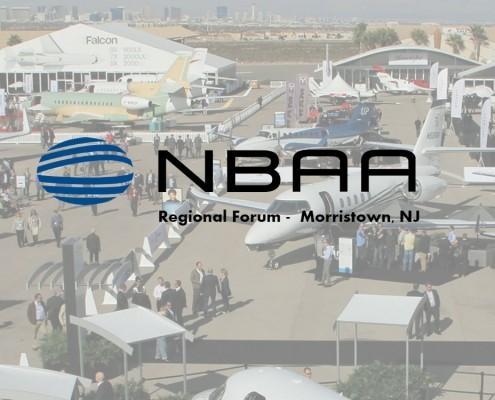 NBAA Regional Forum - Morristown, NJ