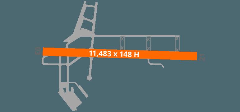 Rabat Airport Diagram Runway