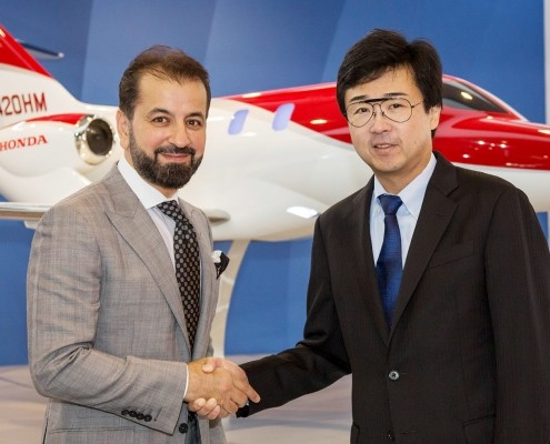 Jetex Hondajet Middle East 2018
