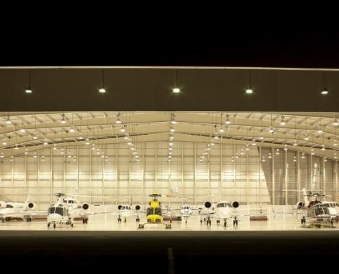 Toluca FBO Hangar
