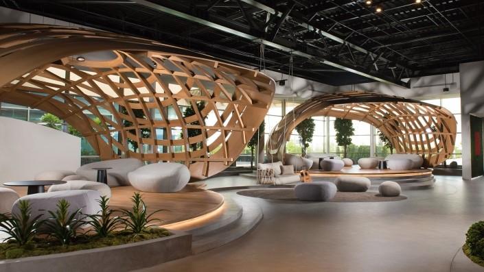 Jetex FBO Ambience Lounge