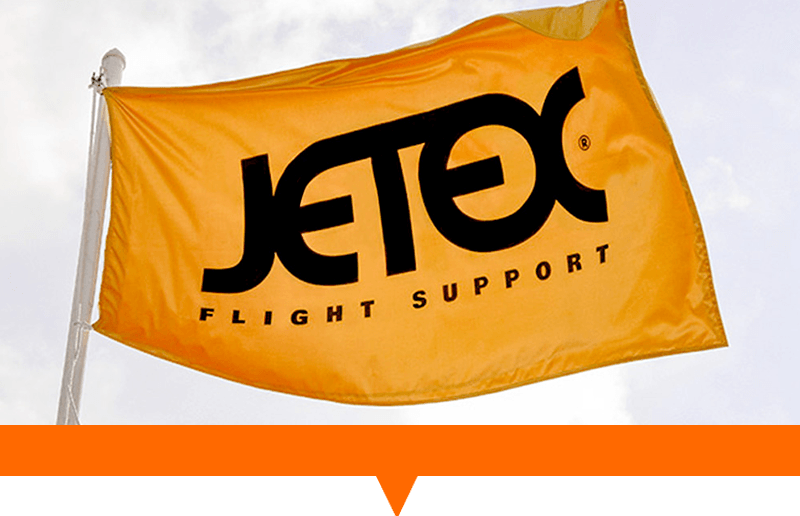 2005-Jetex flight support established