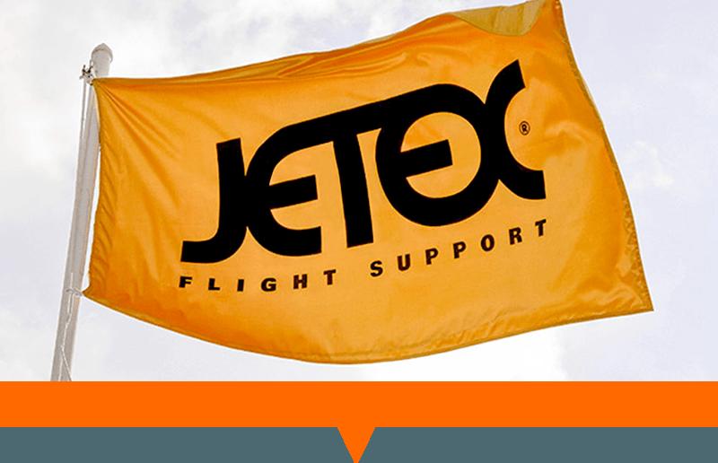 2005-Jetex flight support established