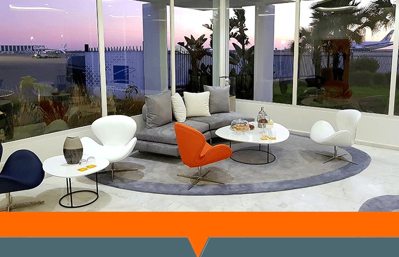 2016 morocco lounges Casablanca Marrakech