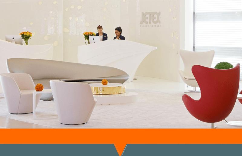 2016 openning Dubai FBO terminal lounge 4