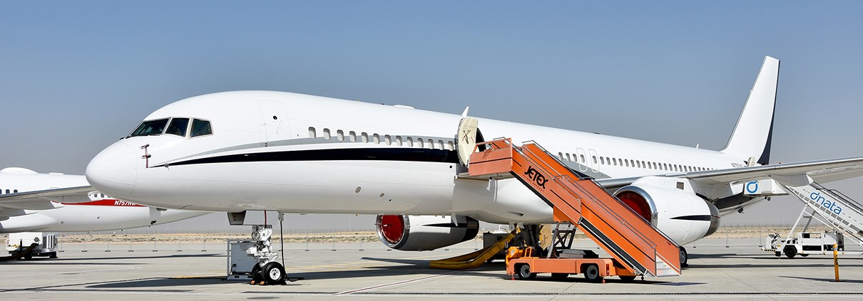 MEBAA Business Aviation Global Hub 2018