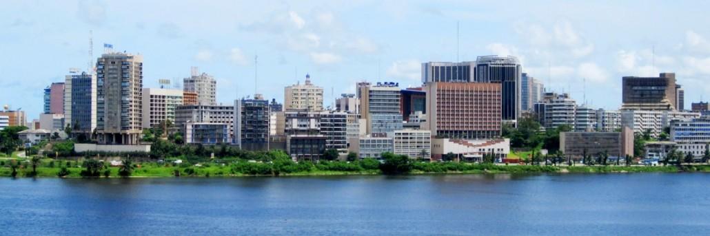 Abidjan Ivory Coast Location