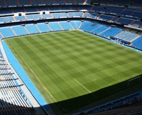 Madrid Football Stadium