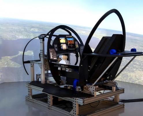 Boom Supersonic Flight Simulator