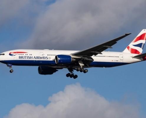 British Airways hit by GDPR fine