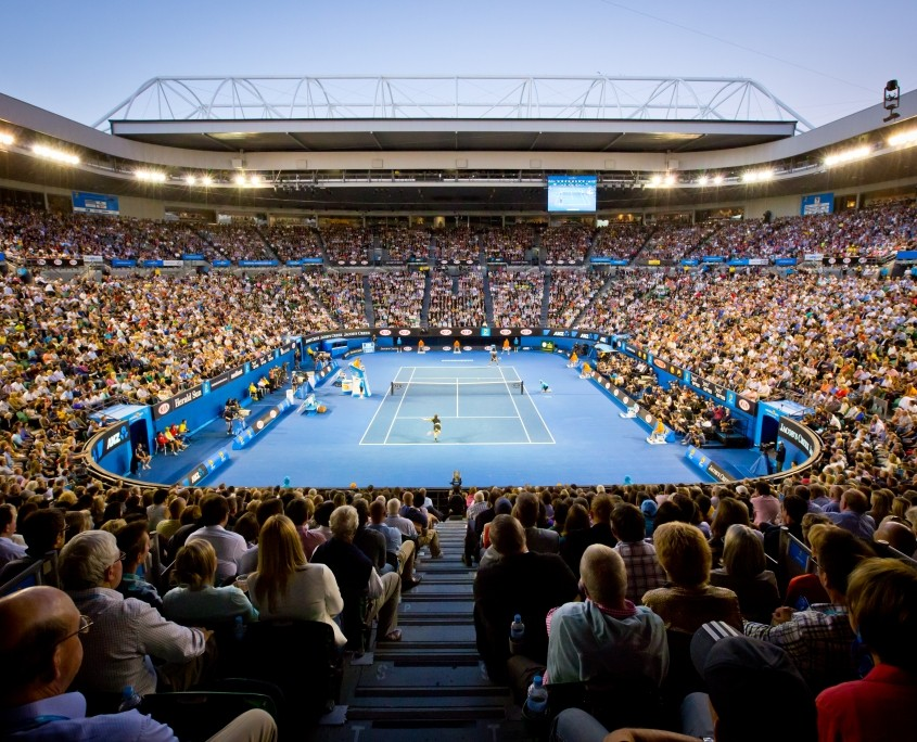 Australian Open 2020 Operations Jetex Flight Support